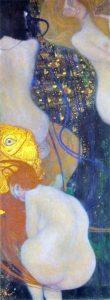 Pesci d'oro di Klimt