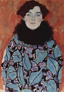 Ritratto di Johanna Staude di Klimt