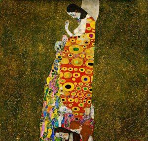 La speranza II di Klimt
