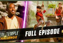 Il primo episodio di Star Wars: Jedi Temple Challenge