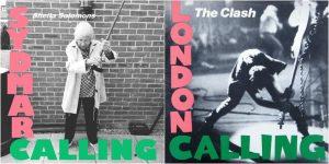 London Calling dei Clash rifatta