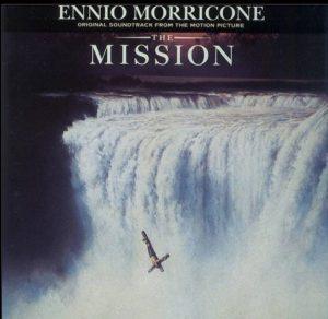 La colonna sonora di Mission di Ennio Morricone