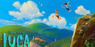 Un'immagine di Luca, nuovo film in parte italiano della Pixar