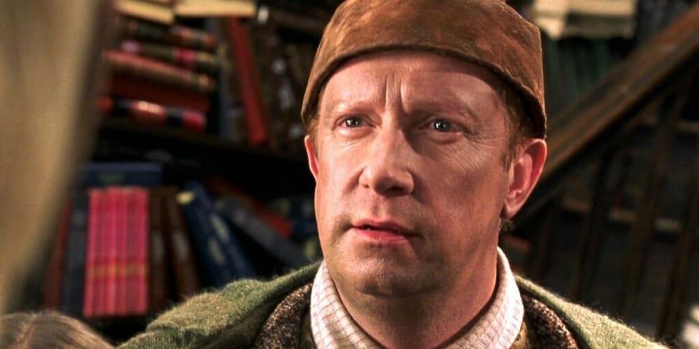 Il padre di Ron Weasley