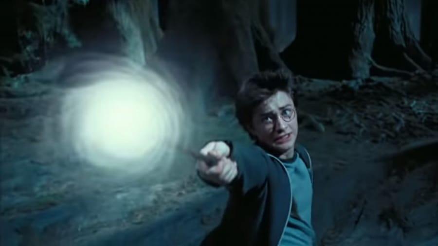 Harry Potter e il suo Incanto Patronus