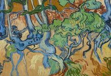 Radici di albero, l'ultimo quadro di Vincent van Gogh