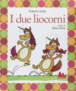 Una versione illustrata della classica canzone per l'infanzia I due liocorni