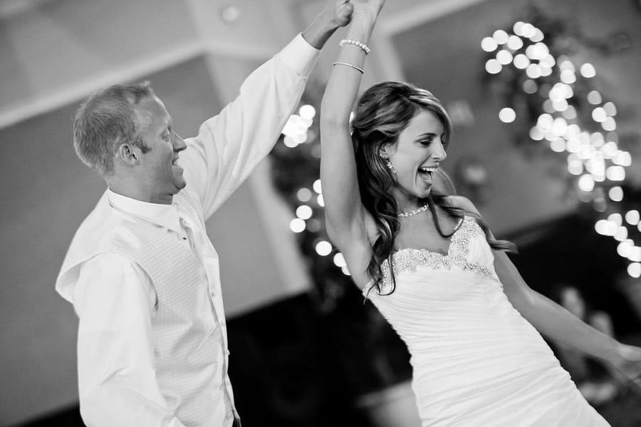 Il ballo della novella moglie e del novello marito