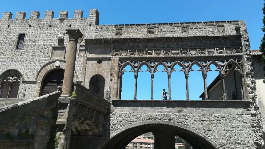 Il Palazzo dei Papi a Viterbo