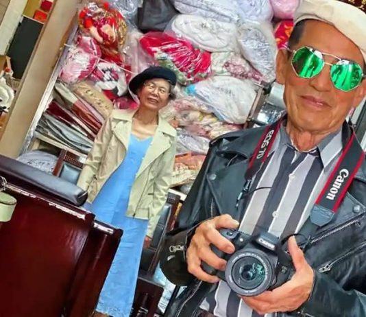 La coppia di modelli taiwanesi su Instagram