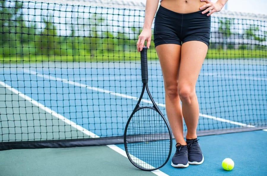 L'equipaggiamento per il tennis