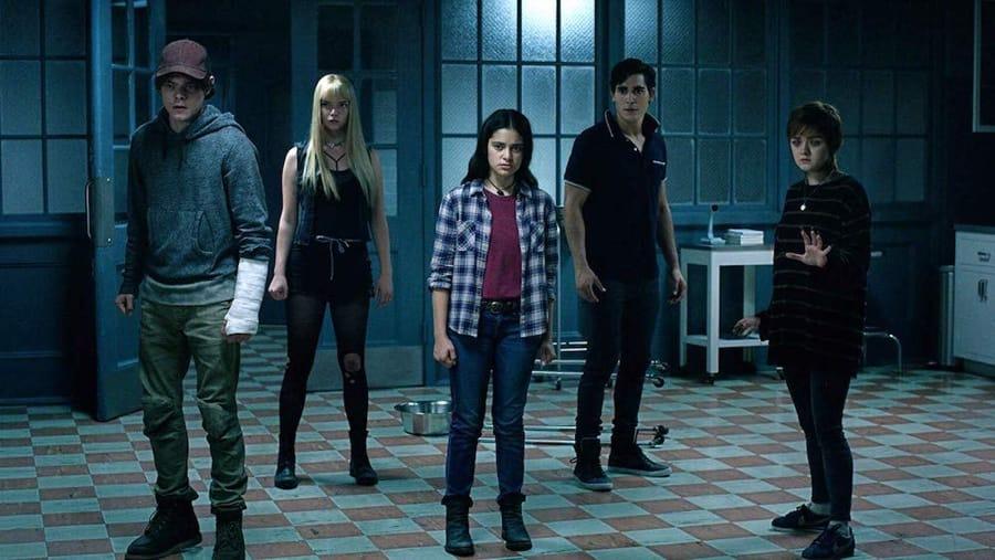 I personaggi di New Mutants