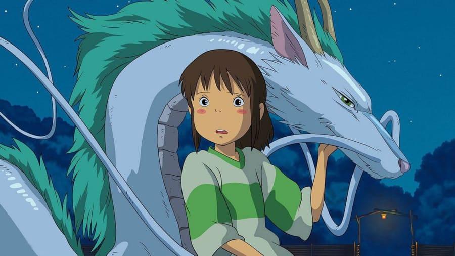 La città incantata di Miyazaki