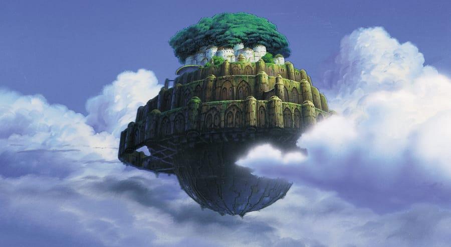 Laputa - Castello nel cielo