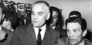 Alberto Moravia e Pier Paolo Pasolini, autori di alcuni dei migliori romanzi italiani del '900