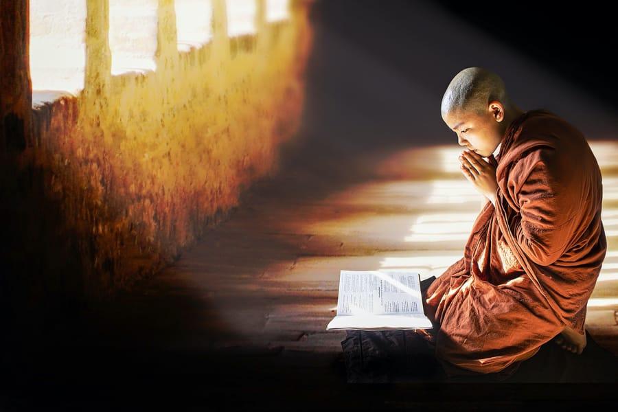 Le migliori frasi buddiste