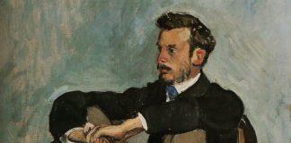 Pierre-Auguste Renoir ritratto da Frédéric Bazille
