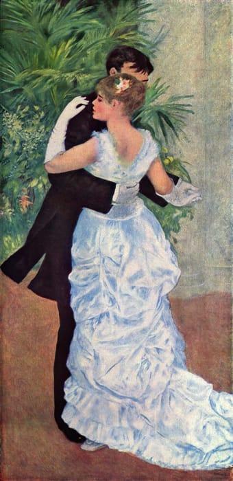 Ballo in città di Renoir