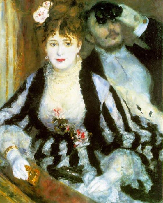 Il palco di Renoir