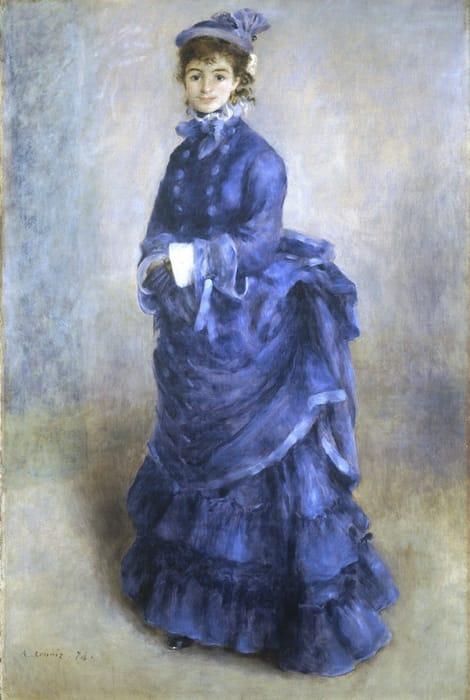 La Parisienne di Renoir